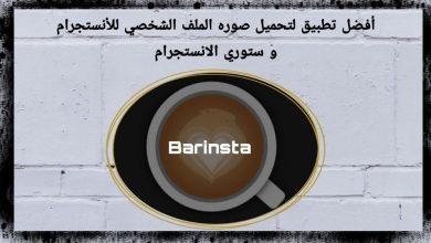 طريقة تحميل الفيديوهات والأستوري من الانستجرام Barinsta