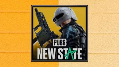 تسجيل في لعبة ببجي نيو ستيت PUBG: NEW STATE