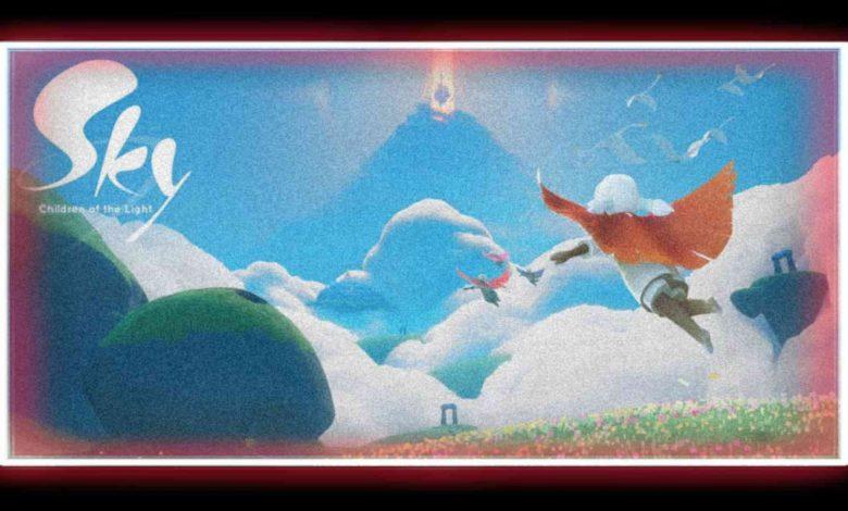 تحميل لعبة المغامرة Sky Children of the Light برابط مباشر