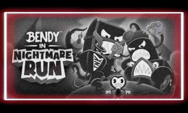 تحميل لعبه الاثاره والمغامرة Bendy in Nightmare Run