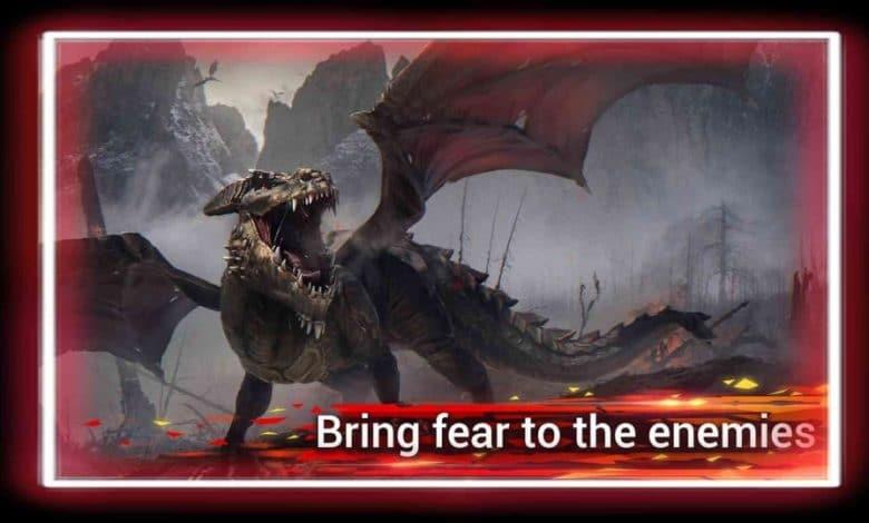 تحميل لعبة حرب التنانين Dragon Masters