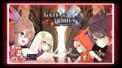 تحميل لعبة Gate Of Mobius برابط مباشر للهواتف