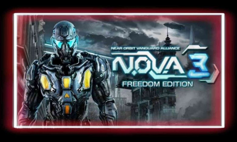 تحميل لعبة NOVA 3 برابط مباشر مجانا للهواتف