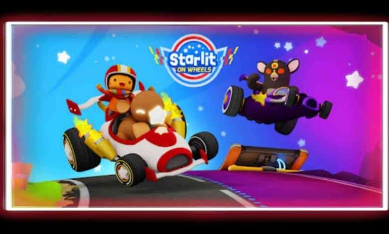 تحميل لعبة Starlit Kart Racing برابط مباشر