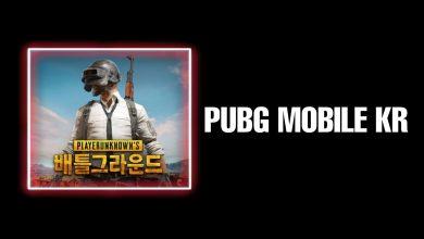 تحميل ببجي الكورية PUBG Mobile KR للهواتف مجانا 2022