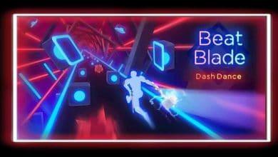 تحميل لعبة ضربات الشفرة Beat Blade اخر اصدار